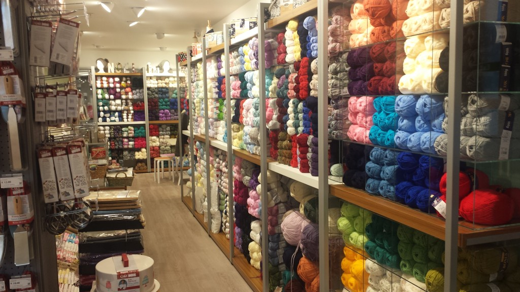More wool available at Easons