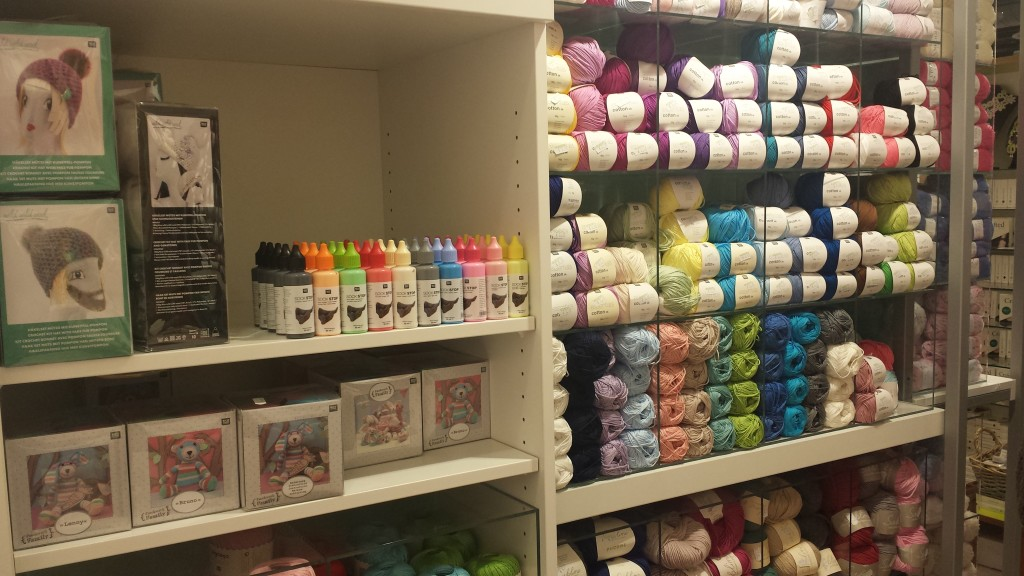 Rico yarn & products in Eason