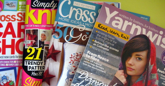 Where to find craft magazines in Dublin