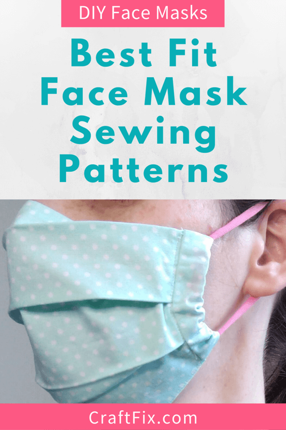 Best fit face mask sewing patterns