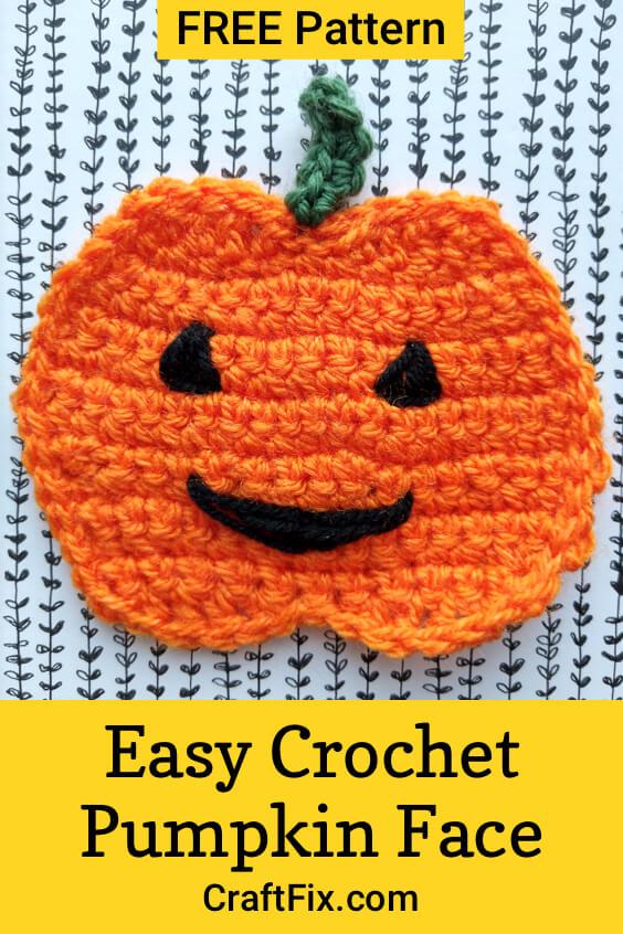pumpkin pattern pin